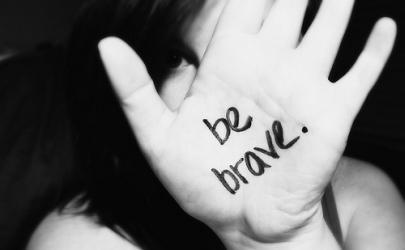 brave,nichole nordeman,20 seconds of courage,courage,faith,Ephesians 2:10,I John 4:18,John 10:10