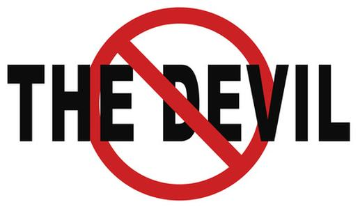 not today devil,satan,devil,commitment,discipleship,disciple.temptation,1 Peter 5:8,devil prowls about,be ever vigilant,John 14:12,you will do greater things than these,James 3:5,small spark starts great fire,2 Corinthians 10:3-5,take every thought captive,resist temptation
