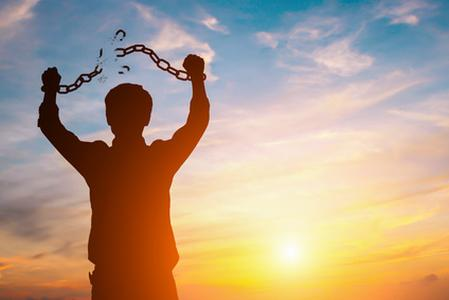 slaves to sin,freedom,surrender,John 8:36,who the Lord sets free is free indeed,John 8:34,slave to sin