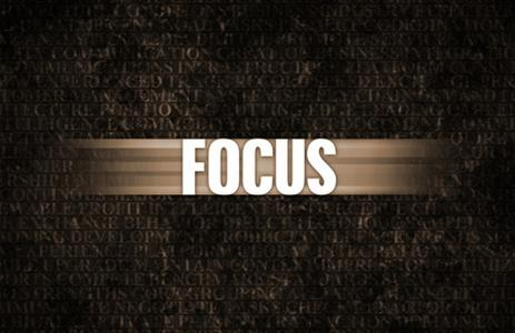 where is your focus,focus,purpose,discipline,works,John 16:33,in this life you will have trouble,Ephesians 2:10,created for good works